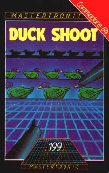 C64 Games - Duck Shoot