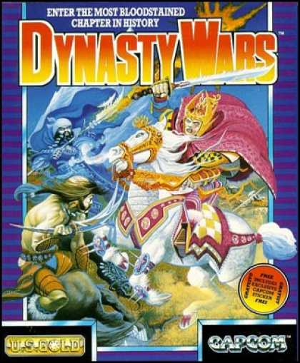 C64 Games - Dynasty Wars