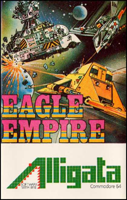 C64 Games - Eagle Empire