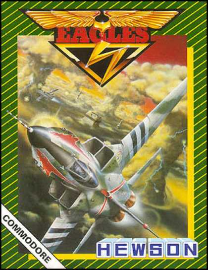 C64 Games - Eagles