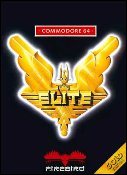 C64 Games - Elite: Gold Edition