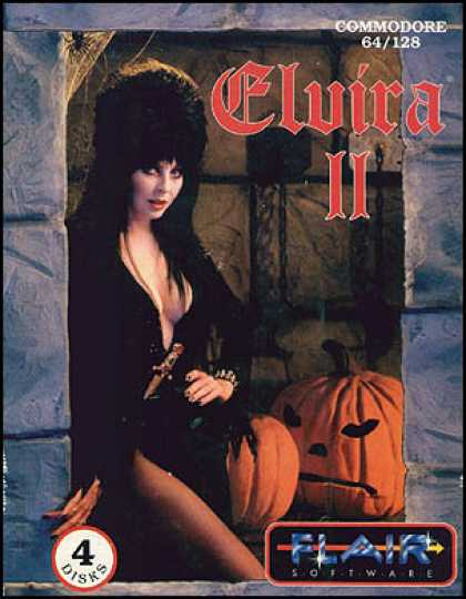 C64 Games - Elvira II