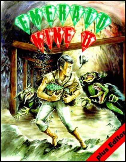 C64 Games - Emerald Mine II