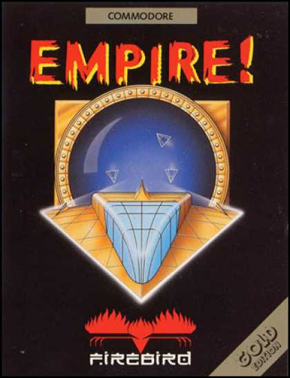C64 Games - Empire: Gold Edition