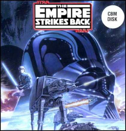 C64 Games - Star Wars: The Empire Strikes Back