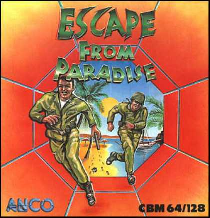 C64 Games - Escape from Paradise