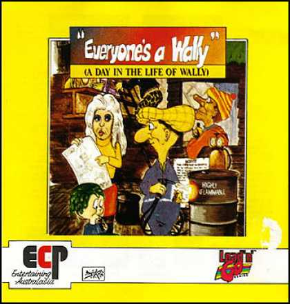 C64 Games - Everyone's a Wally