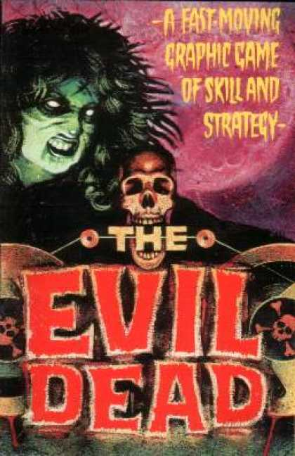 C64 Games - Evil Dead, The