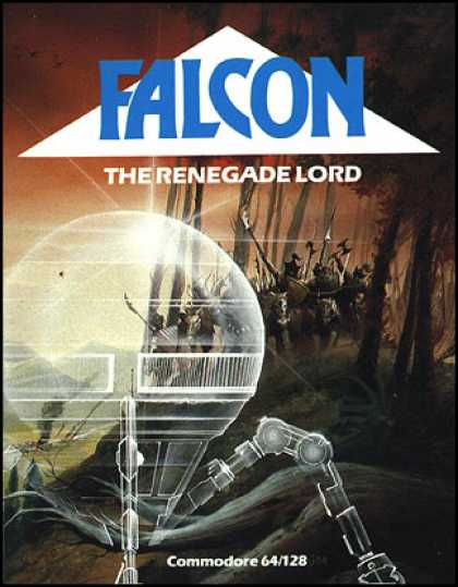 C64 Games - Falcon: The Renegade Lord