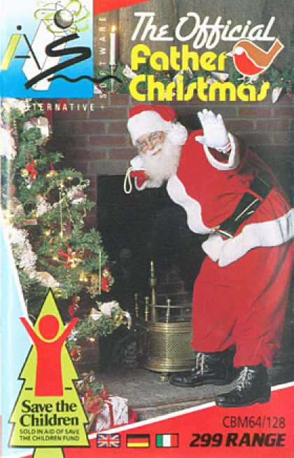 C64 Games - Official Father Christmas, The