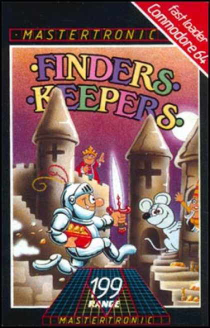 C64 Games - Finders Keepers