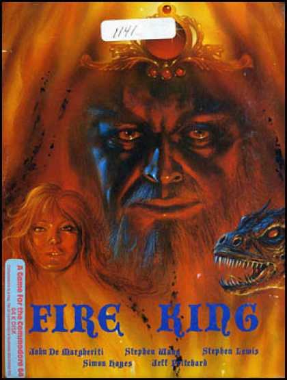 C64 Games - Fire King