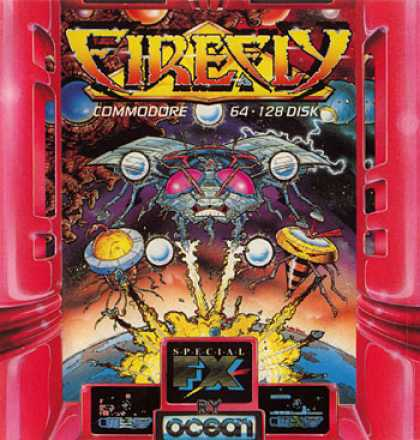 C64 Games - Firefly