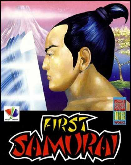 C64 Games - First Samurai