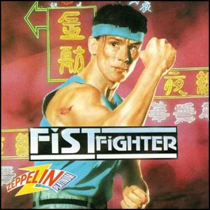 C64 Games - Fist Fighter