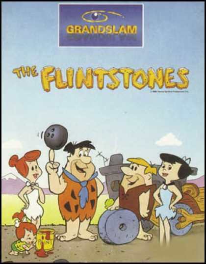 C64 Games - Flintstones, The