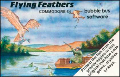 C64 Games - Flying Feathers