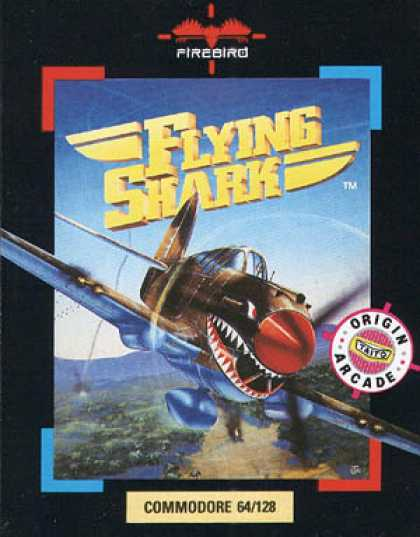 C64 Games - Flying Shark