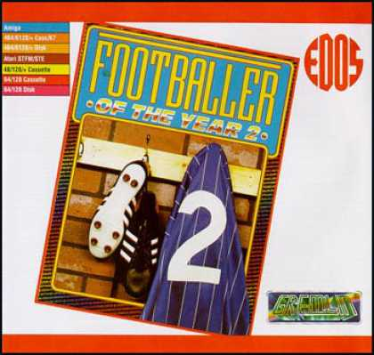 C64 Games - Footballer of the Year 2