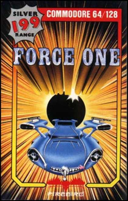 C64 Games - Force One