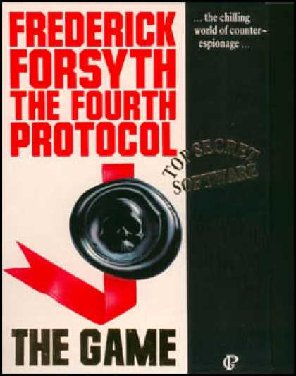 C64 Games - Fourth Protocol, The