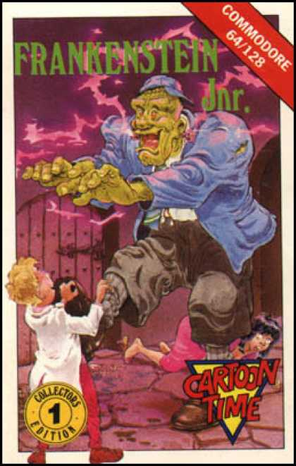 C64 Games - Frankenstein Jnr.