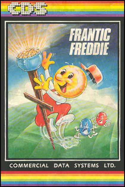 C64 Games - Frantic Freddie