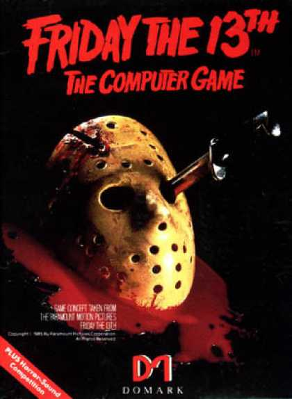 C64 Games - Friday the 13th