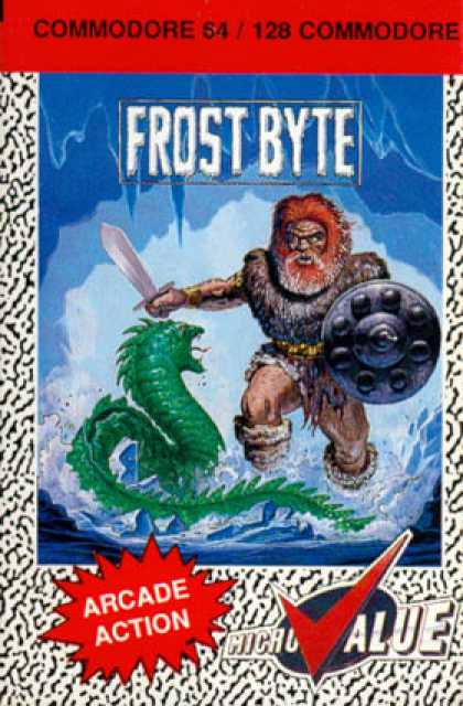 C64 Games - Frost Byte