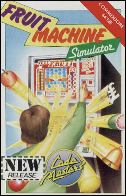 C64 Games - Fruit Machine Simulator