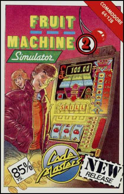 C64 Games - Fruit Machine Simulator 2