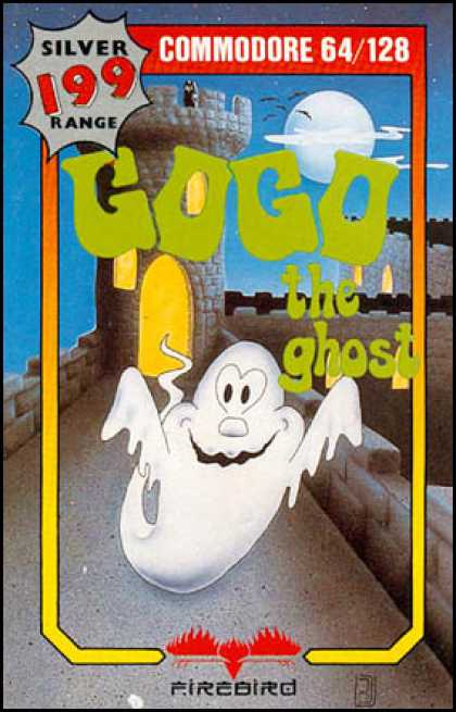 C64 Games - Gogo the Ghost