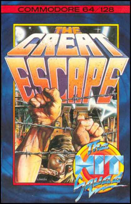 C64 Games - Great Escape, The