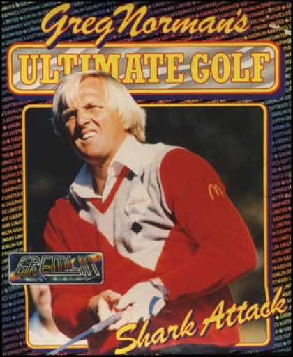C64 Games - Greg Norman's Ultimate Golf