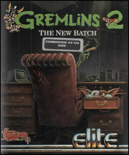 C64 Games - Gremlins 2: The New Batch