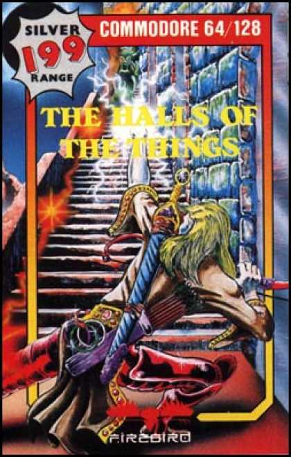 C64 Games - Hall of the Things