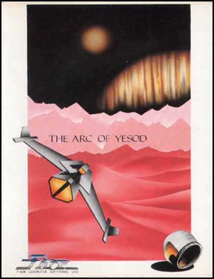 C64 Games - Arc of Yesod