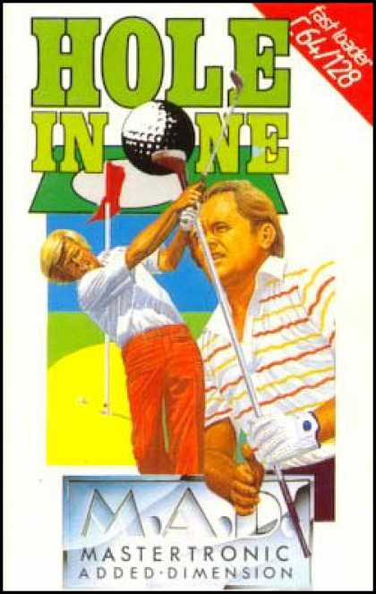 C64 Games - Hole in One