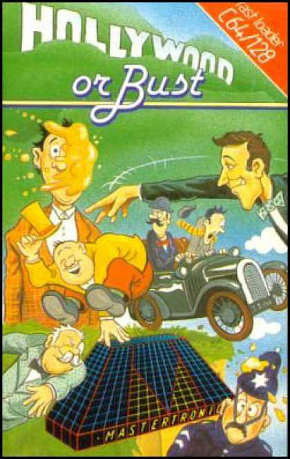 C64 Games - Hollywood or Bust