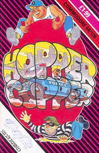 C64 Games - Hopper Copper