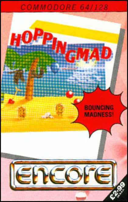 C64 Games - Hopping Mad