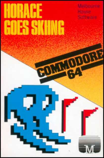 C64 Games - Horace Goes Skiing