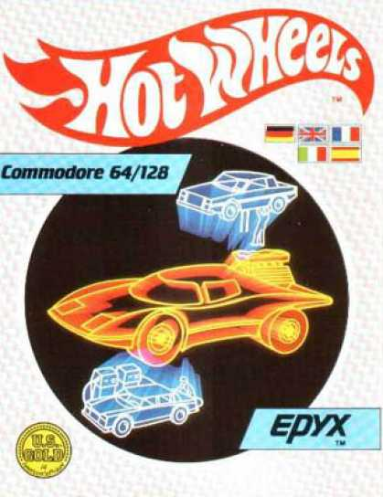 C64 Games - Hot Wheels