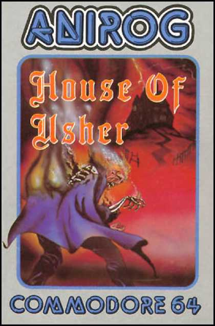 C64 Games - House of Usher