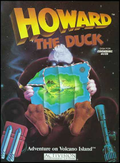 C64 Games - Howard the Duck