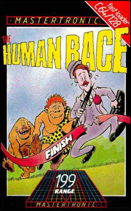 C64 Games - Human Race, The