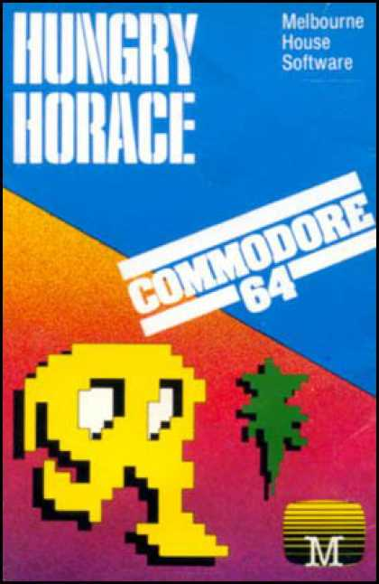 C64 Games - Hungry Horace