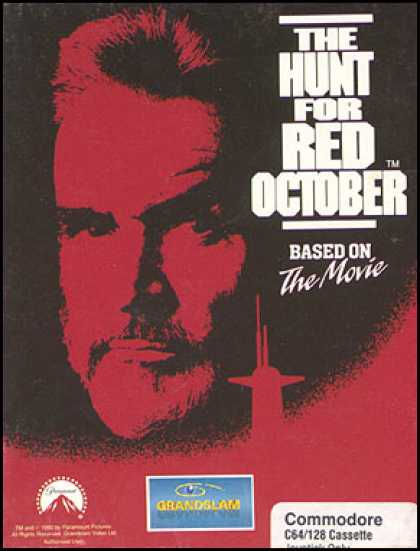 C64 Games - Hunt for Red October, The