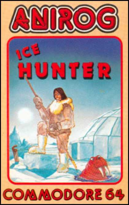 C64 Games - Ice Hunter