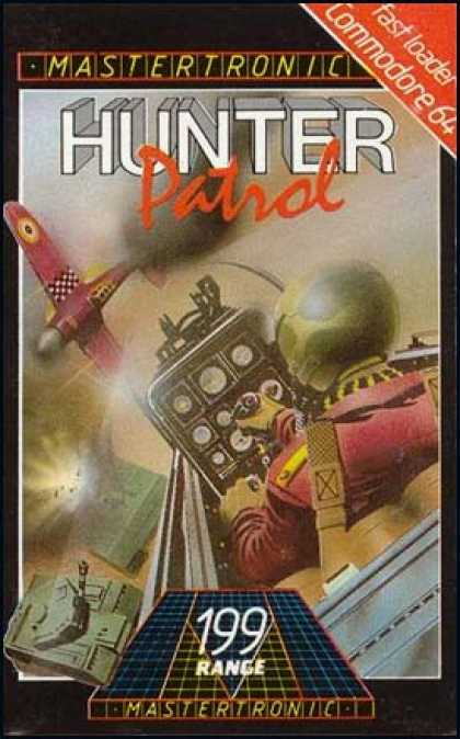 C64 Games - Hunter Patrol